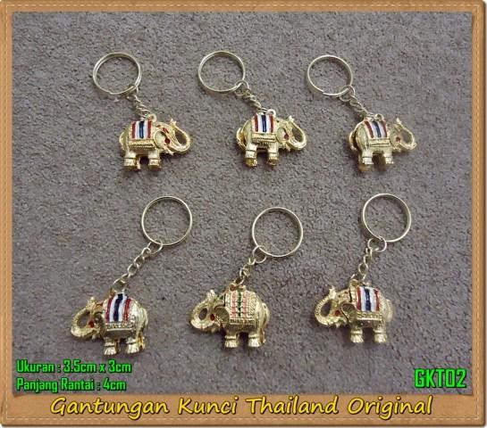 Gantungan Kunci Thailand GKT02
