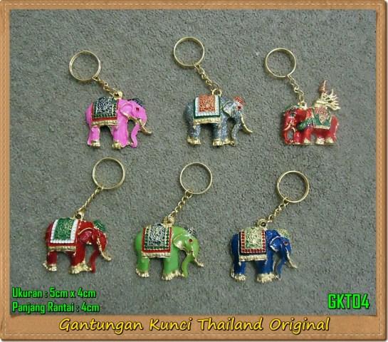 Gantungan Kunci Thailand GKT04