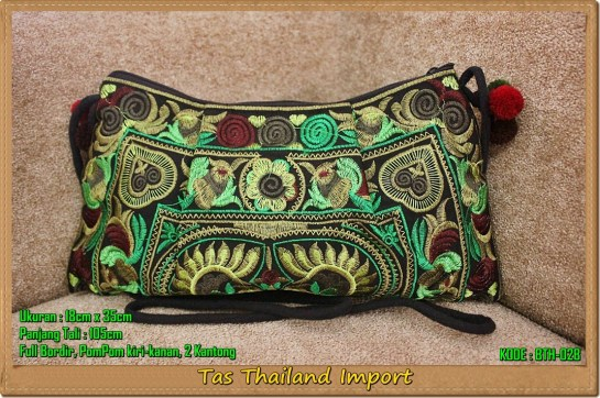 Tas Hmong Murah BTH-02B