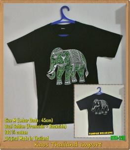 Kaos Gajah Thailand (BTH-21D)