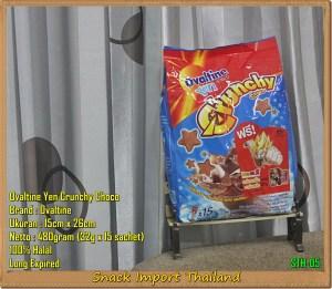 Snack Thailand Ovaltine Yen Crunchy