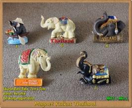 Magnet Kulkas Gajah Thailand