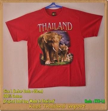 Kaos Thailand Size L (KTH-LA)