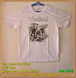 Kaos Thailand Size L (KTH-LB)