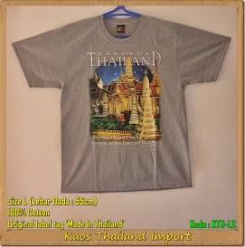 Kaos Thailand Size L (KTH-LC)