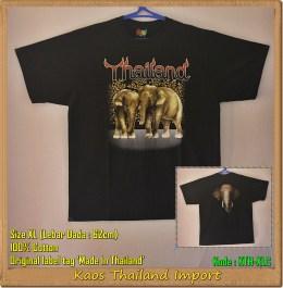 Jual Kaos Gajah Thailand All Size (M,L,XL) OriginalImport