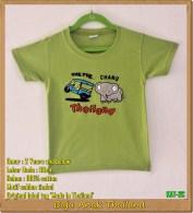 Kaos Anak Thailand Umur 2 Tahun (KAT-2C)