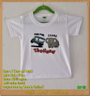Kaos Anak Thailand Umur 2 Tahun (KAT-2D)