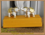 Pajangan Gajah Putih Thailand