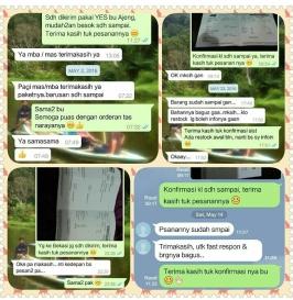 Testimoni Customer Wolipoli