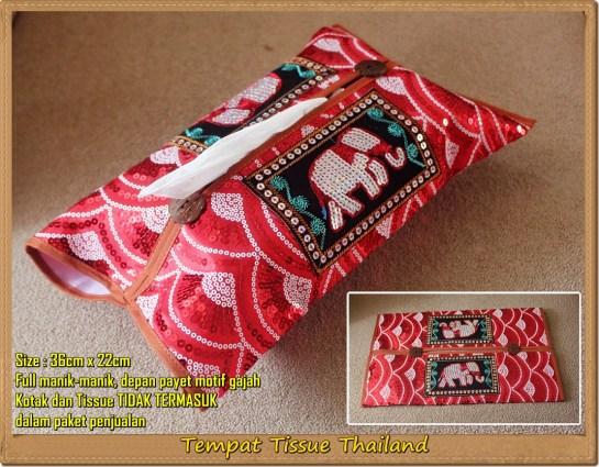 Kotak / Tempat Tissue Thailand