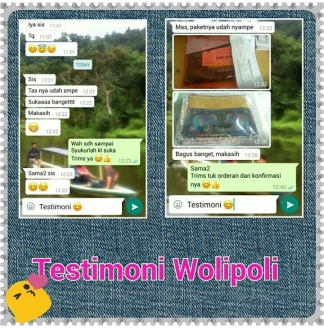 Testimoni Wolipoli