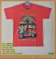 Kaos Dewasa Thailand Size M