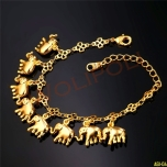 Gelang Gajah Emas