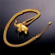 Kalung Gajah Emas