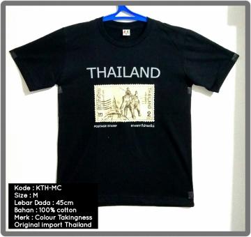 Kaos Thailand Import Size M