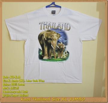 Kaos Thailand Size XL JUMBO