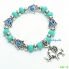 Gelang Gajah Rhinestone Beads