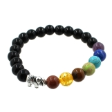 Gelang Gajah Natural Crystal Stone Yoga