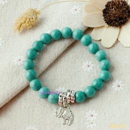 Gelang Gajah Tibetan Silver Import(AGI-10)