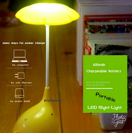 Lampu Gajah Flexible Light
