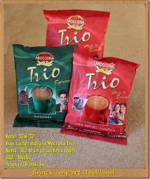 Kopi Thailand Trio Moccona