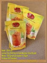 Lemon Tea Thailand Number One Brand