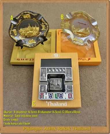Asbak Thailand
