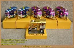 Pajangan Tuk-Tuk Thailand