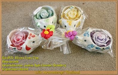 Lilin Aromaterapi Thailand