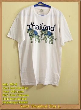 Kaos Thailand Size L