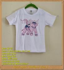 Kaos Anak Thailand