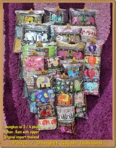 Dompet Pouch Thailand