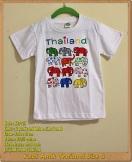 Kaos Anak Thailand Size S