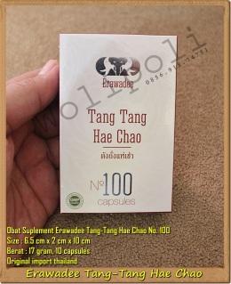 Jual Obat Supplement Stamina Pria Erawadee Thailand Tang Tang Hae Chao No.100