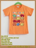 Kaos Anak Thailand 3-4 T