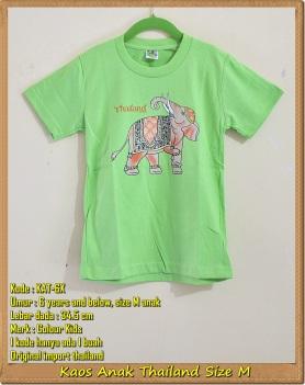 Kaos Anak Thailand 5-6 T